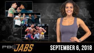 PBC Jabs: September 6, 2018