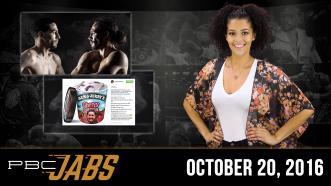 PBC Jabs: October 20, 2016
