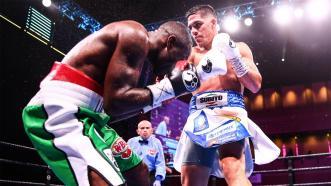 Castano vs Omotoso - Watch Fight Highlights   November 2, 2019