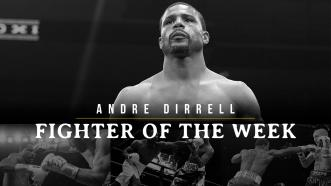 Fighter of the Week: Andre Dirrell