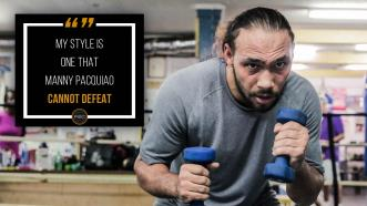 """Keith Thurman is confident he can """"figure out"""" Manny Pacquiao"""