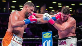 Breazeale vs Negron - Watch Video Highlights | December 22, 2018