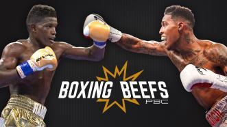 PBC Boxing Beefs: Erickson Lubin vs Justin DeLoach