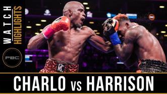 Charlo vs Harrison - Watch Video Highlights | December 22, 2018