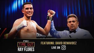 David Benavidez Wants All the Smoke, Calls Out Jermall Charlo