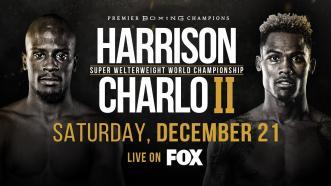 Harrison vs Charlo 2 Preview: December 21, 2019 - PBC on FOX