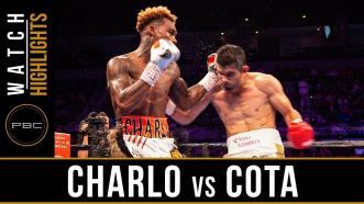 Charlo vs Cota - Watch Fight Highlights | June 23, 2019