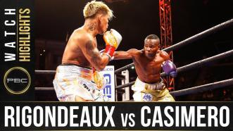 Rigondeaux vs Casimero HIGHLIGHTS: August 14, 2021 | PBC on SHOWTIME