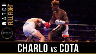 Charlo vs Cota - Watch Full Fight | June 23, 2019