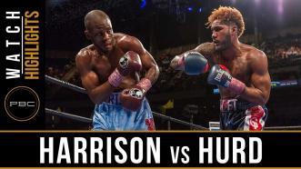 Harrison vs Hurd Highlights: February 25, 2017