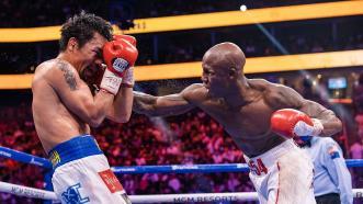 Yordenis Ugas defeats Manny Pacquiao   Pacquiao vs Ugas