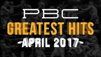 PBC Greatest Hits - April 2017