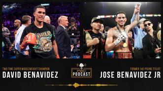 A Family Affair: Jose Benavidez Jr. & David Benavidez