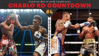 CHARLO DOUBLEHEADER KO Countdown | 4 Days To Go