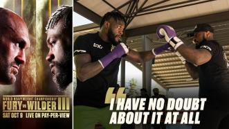Malik Scott Is Confident Deontay Wilder Will Be a Two-Time Heavyweight Champion on Oct. 9th
