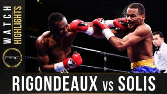Rigondeaux vs Solis - Watch Fight Highlights | February 8, 2020
