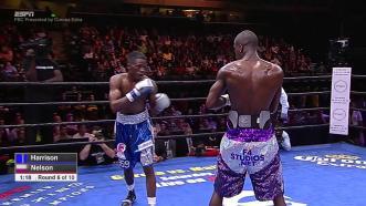 Harrison vs Nelson full fight: July 11, 2015