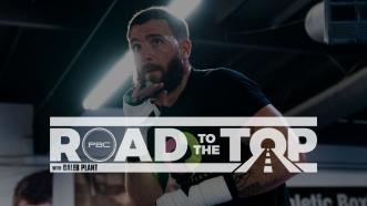 Road to the Top with Caleb Plant