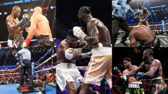 Five Deontay Wilder Knockouts (In Super Slow Motion)