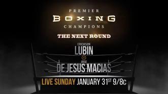 Lubin vs De Jesus Macias preview: January 31, 2016