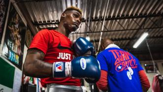 Jermell Charlo wants to unify the 154-pound division