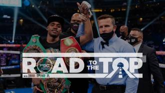 Road To The Top with Errol Spence Jr.