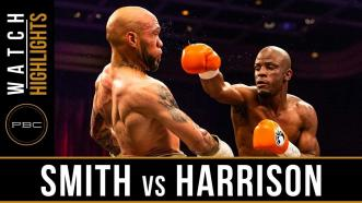 Smith vs Harrison - Watch Highlights | May 11, 2018