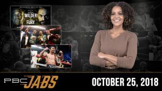 PBC Jabs: October 25, 2018