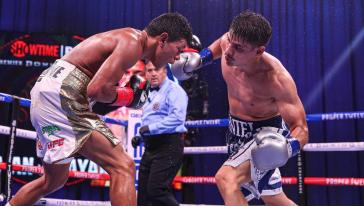 Roman vs Payano - Watch Fight Highlights | September 26, 2020