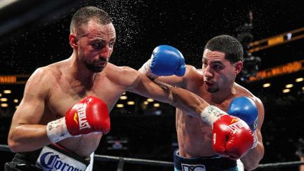 Garcia vs Malignaggi full fight: August  1, 2015