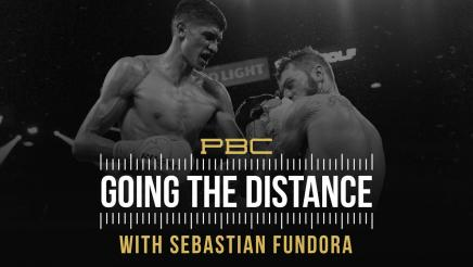 Sebastian Fundora breaks down his fight with Daniel Lewis