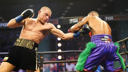Stanionis vs DeLoach - Watch  Fight Highlights   November 4, 2020