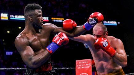Ajagba vs Kiladze - Watch Fight Highlights | December 21, 2019