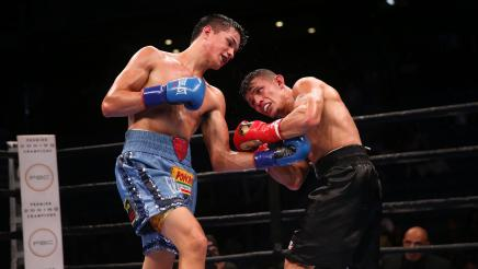 Figueroa vs Escandon - Watch Video Highlights | September 30, 2018