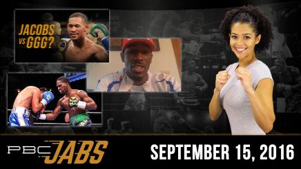 PBC Jabs: September 15, 2016