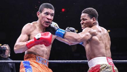 Shawn Porter knocks out Erick Bone