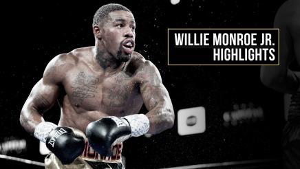 Willie Monroe Jr. Highlights