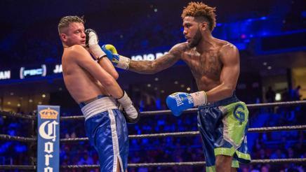 Hurd vs Dan full fight: November 12, 2016