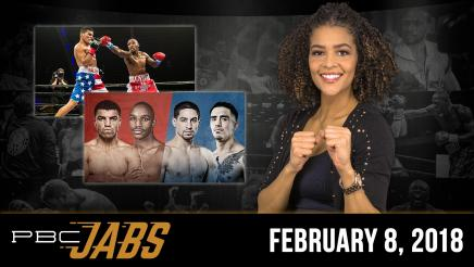 PBC Jabs: February 8, 2018