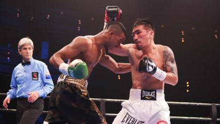 Barthelemy vs Shafikov, Thomas vs Gassiev highlights: December 18, 2015