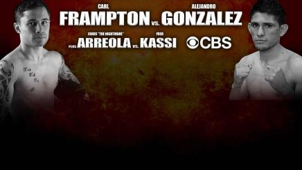 Frampton vs Gonzalez, Arreola vs Kassi preview: July 18, 2015