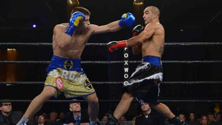 Derevyanchenko vs Soliman full fight: July 21, 2016