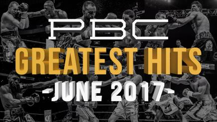 PBC Greatest Hits - June 2017