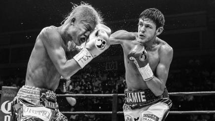 Kameda vs McDonnell full fight: May 9, 2015