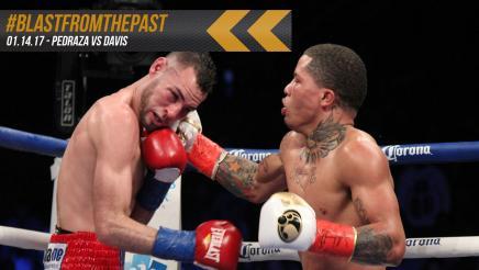 Blast from the Past: Pedraza vs Davis