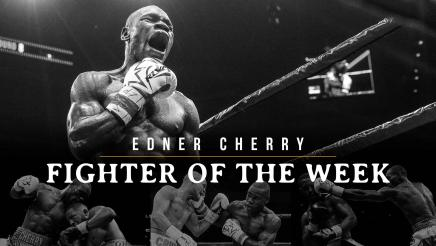 Fighter of the Week: Edner Cherry