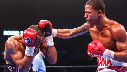 Williams vs Rosario - Watch Fight Highlights | January 18, 2020