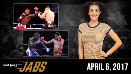 PBC Jabs: April 6, 2017