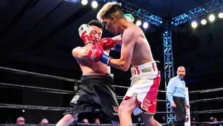 Balderas vs Garcia - Full Fight | June 1, 2019
