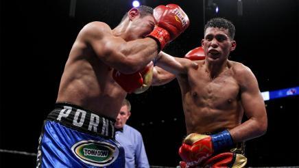 PBC Undercard Exclusive: Cunningham vs Romero